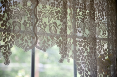lace curtain 1